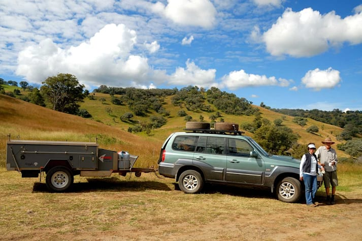 4x4 Trip to Coolah Tops National Park NSW
