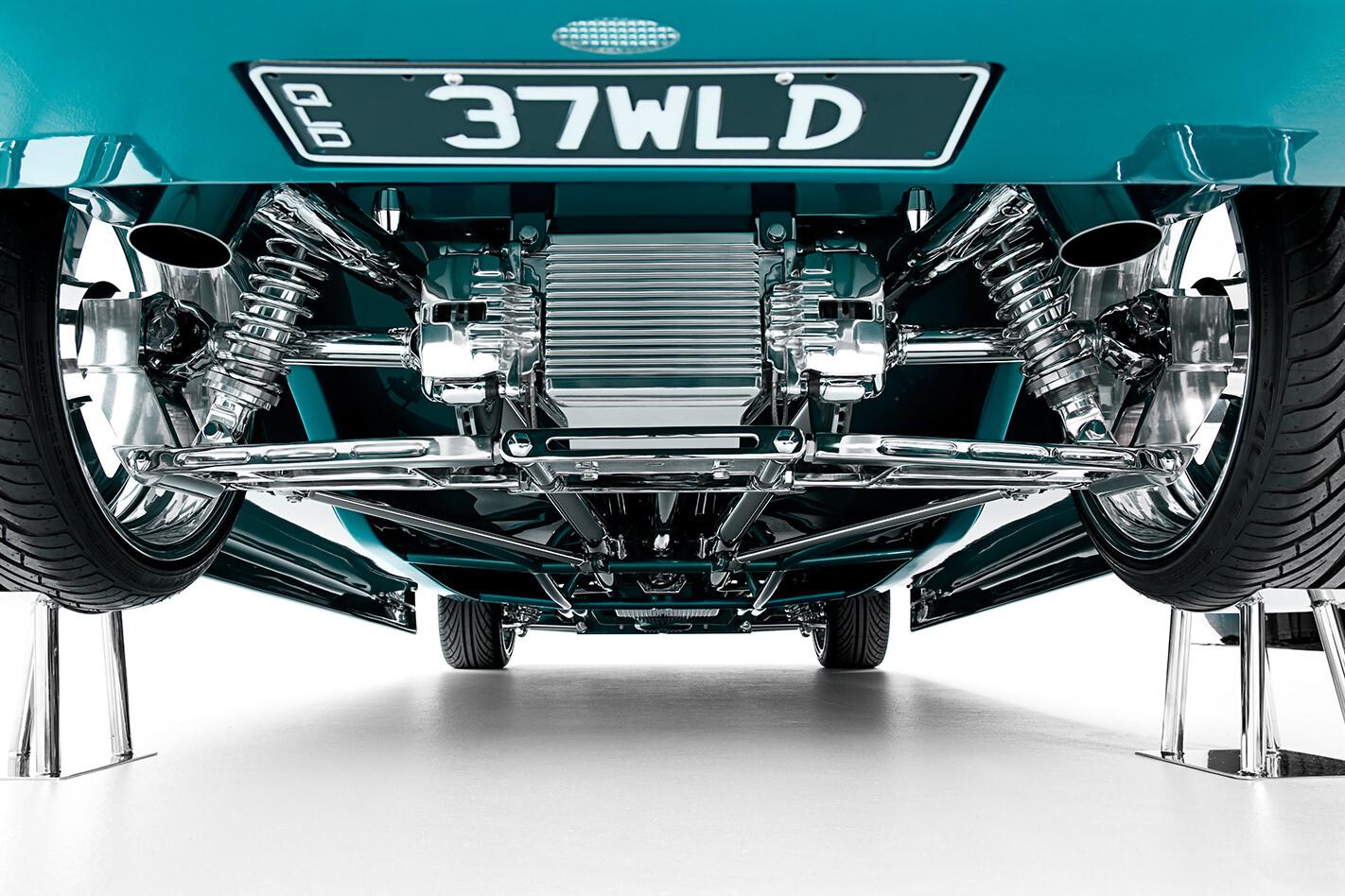 Ford Roadster under