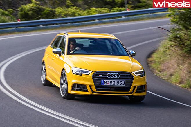 Audi -S3-front