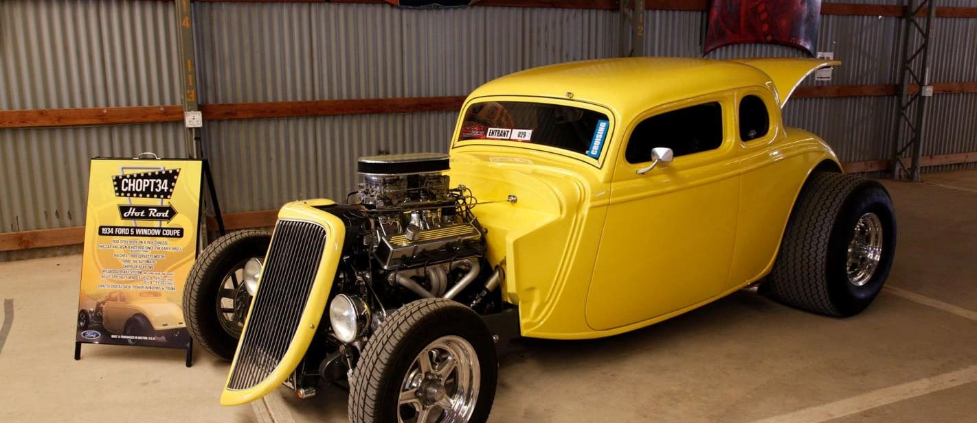 Red Centre NATS Show n Shine