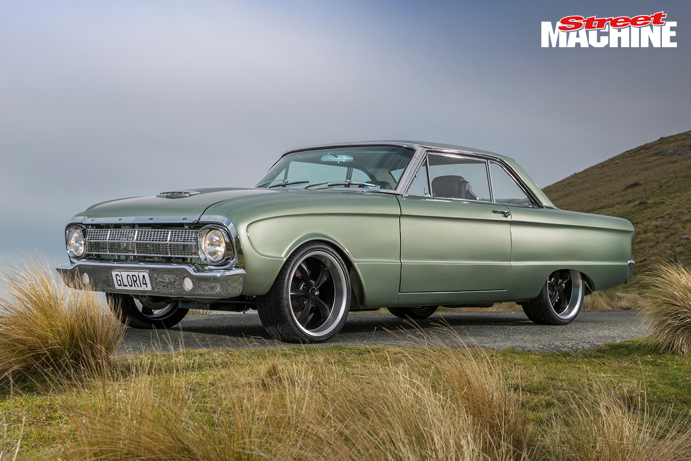 Ford XM Falcon Coupe