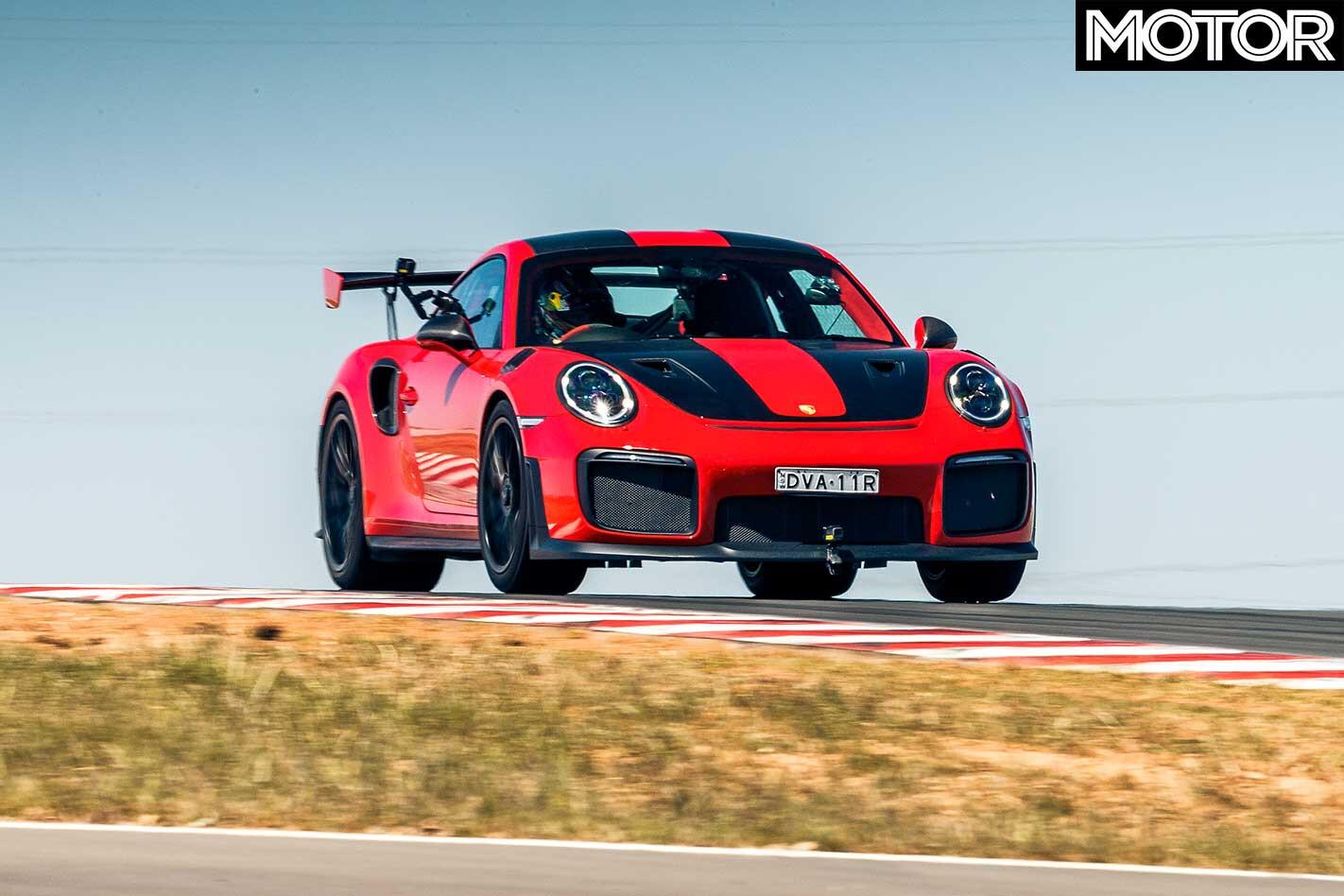 Performance Car Of The Year 2019 Porsche 911 GT 2 RS Jpg