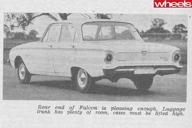 1960-Ford -Falcon -XK-rear -end