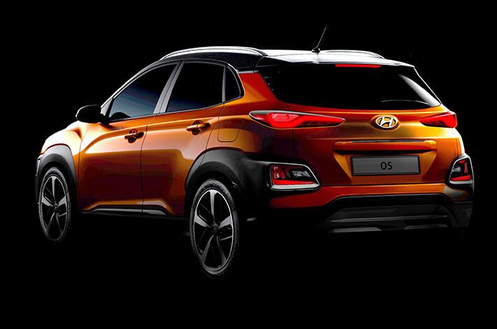 Hyundai Kona Rear Quarter Jpg