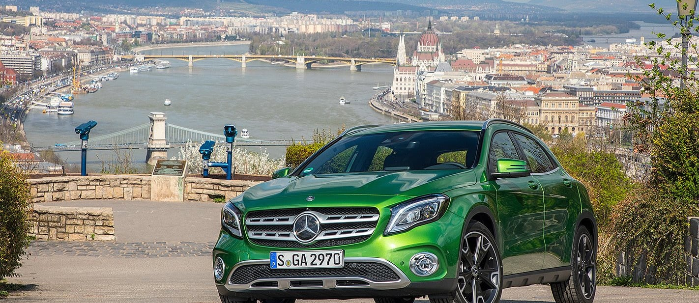 2017 Mercedes-Benz GLA facelift pricing and features