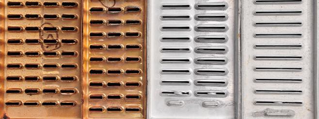 radiator plates