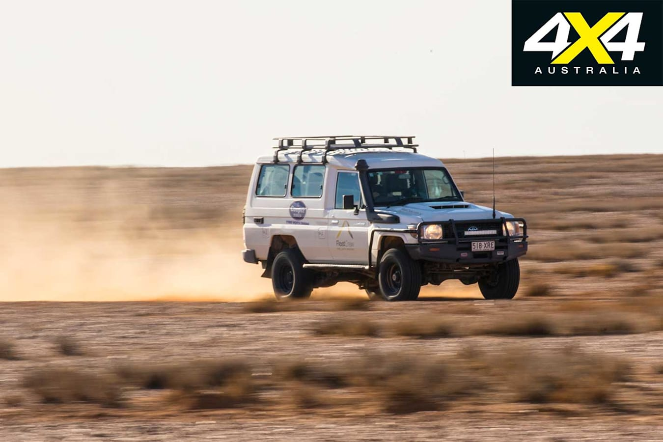 Cooper Tires AT 3 Outback High Speed Testing Jpg