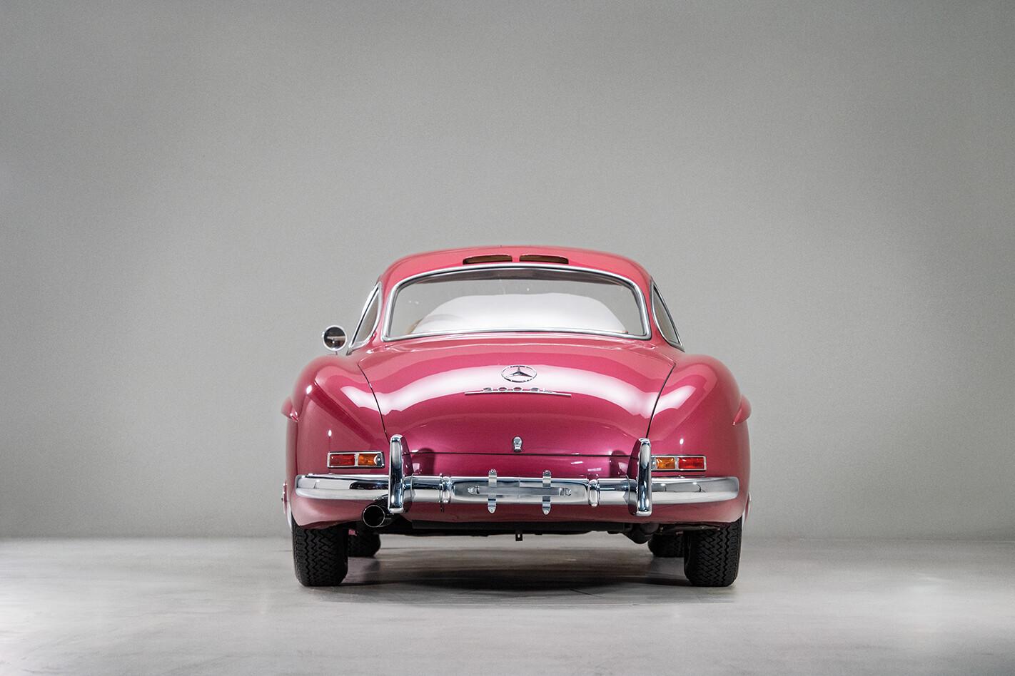 1954 Mercedes-Benz 300 SL rear