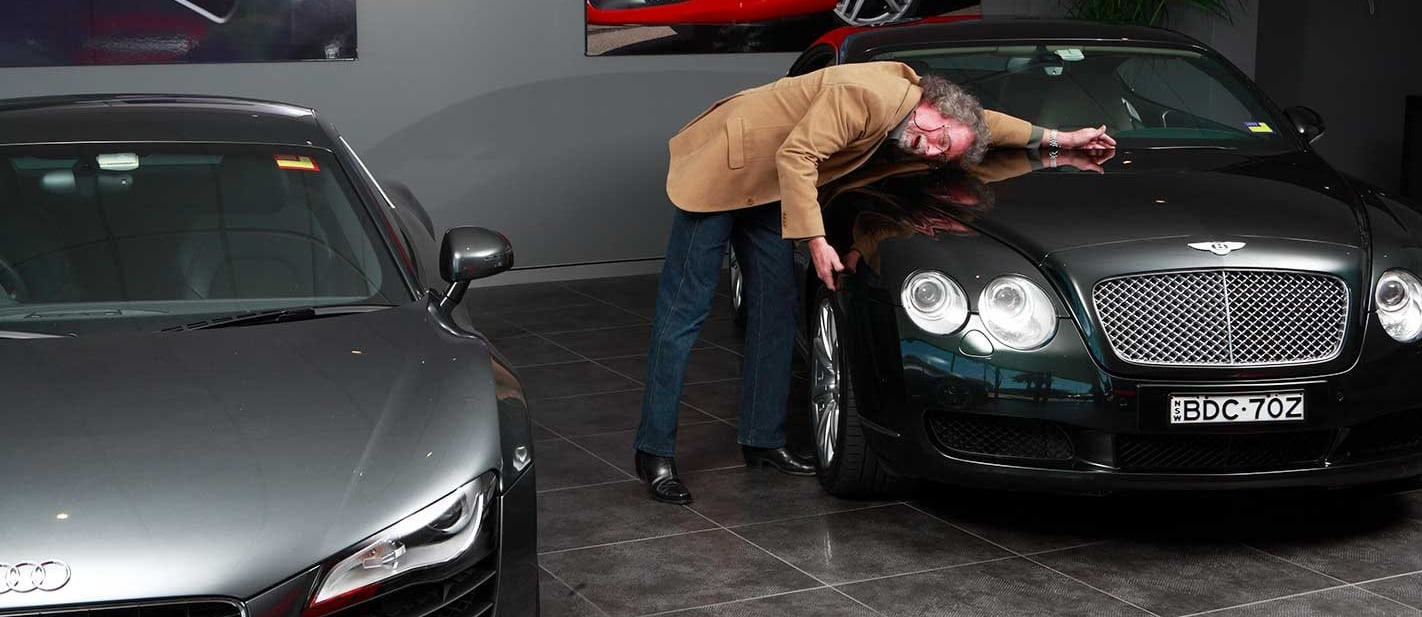Experiencing The Supercar Club In A 2008 Bentley Continental GT Jpg