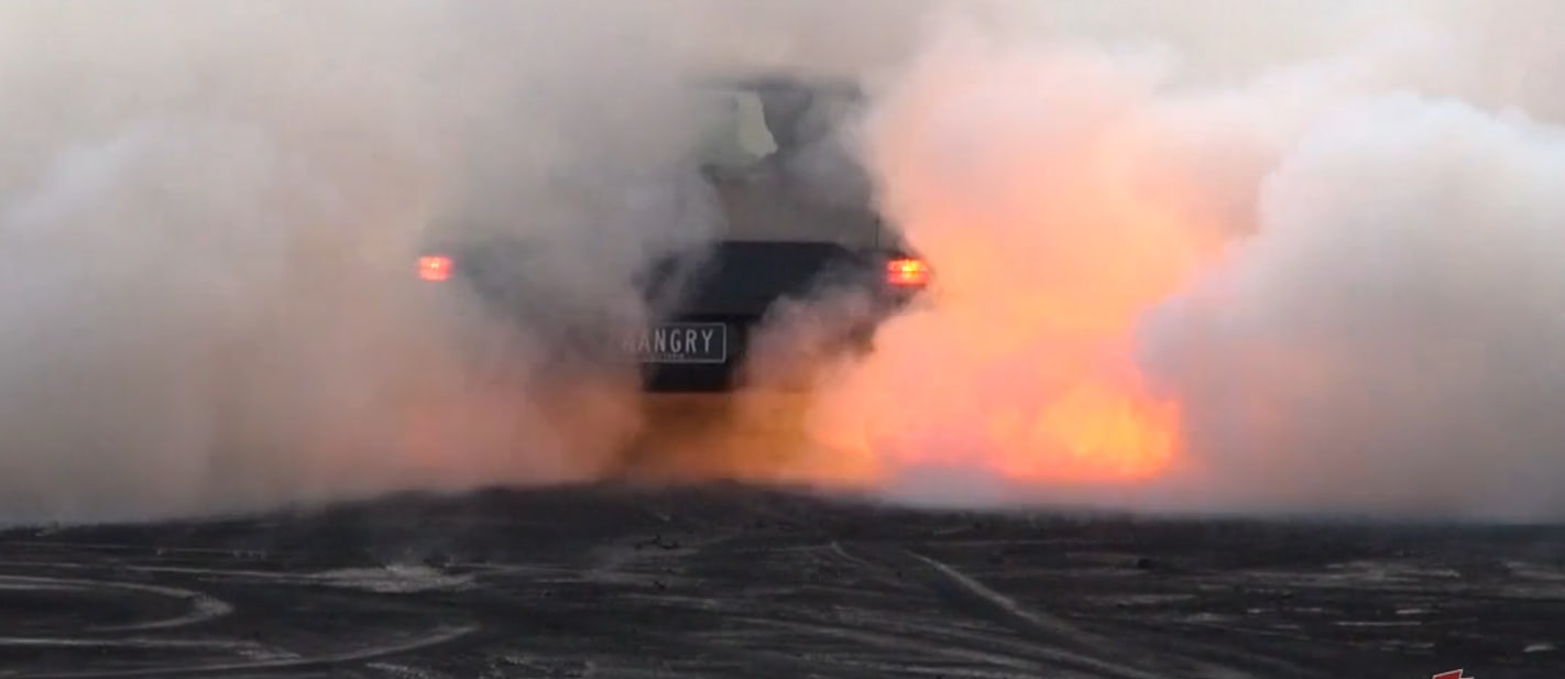 AANGRY Ultimate Burnout Challenge