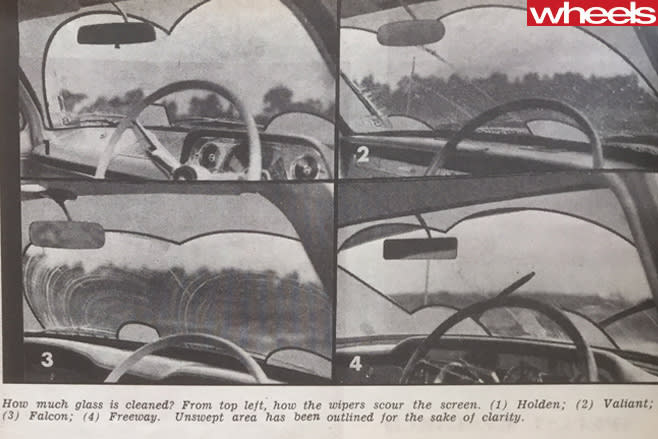 Ford -Falcon -vs -EH-Holden -windscreen -wipers