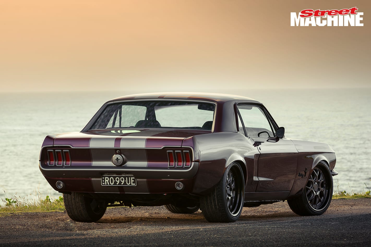66 Mustang Coupe Pro Touring