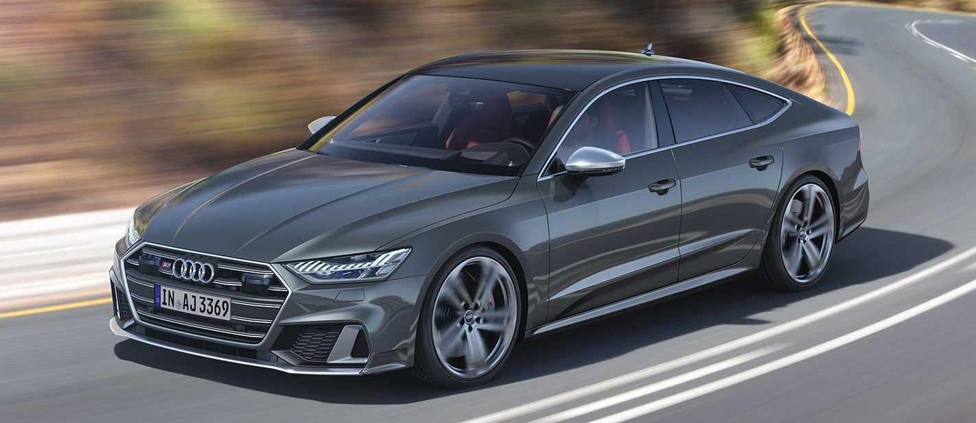 2020 Audi S6 and S7 revealed