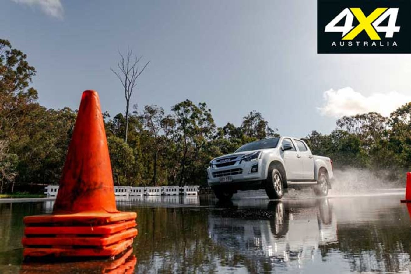 Dual Cab Ute Safety Features Explained Traction Control Jpg