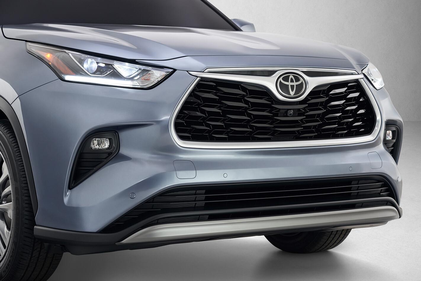 Toyota Kluger Face Jpg