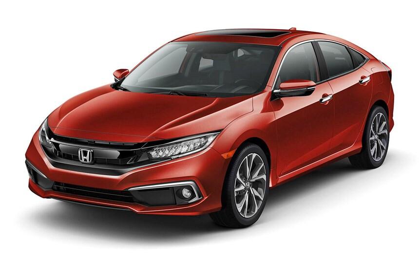 Honda Civic VTi-L Sedan