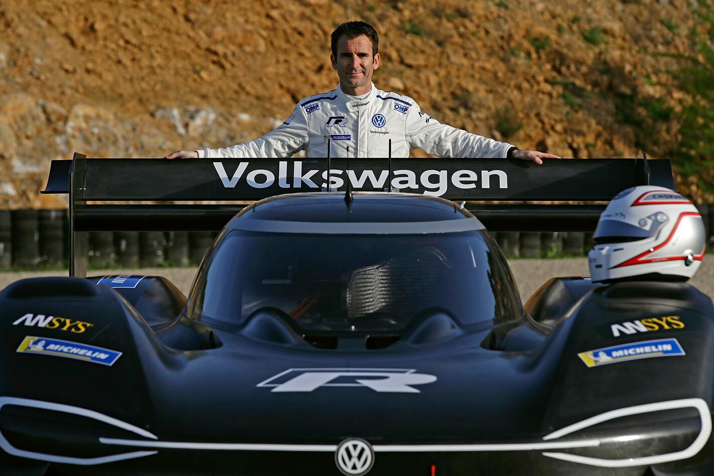 Volkswagen Id R Concept Downforce Dumas Jpg