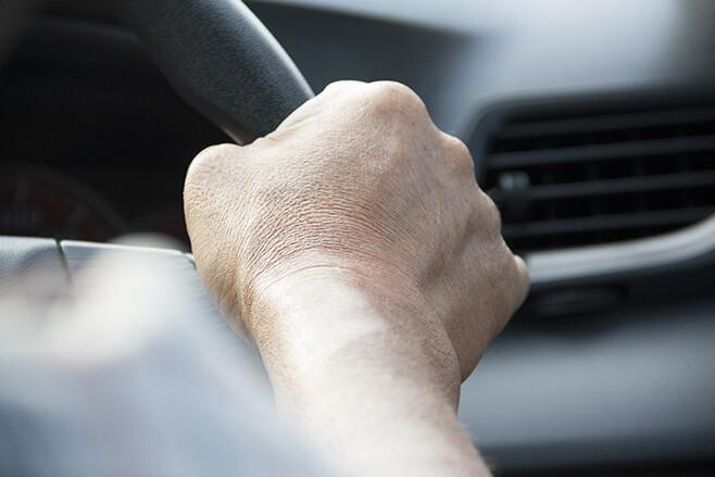 Elderly Hand Steering Wheel Jpg