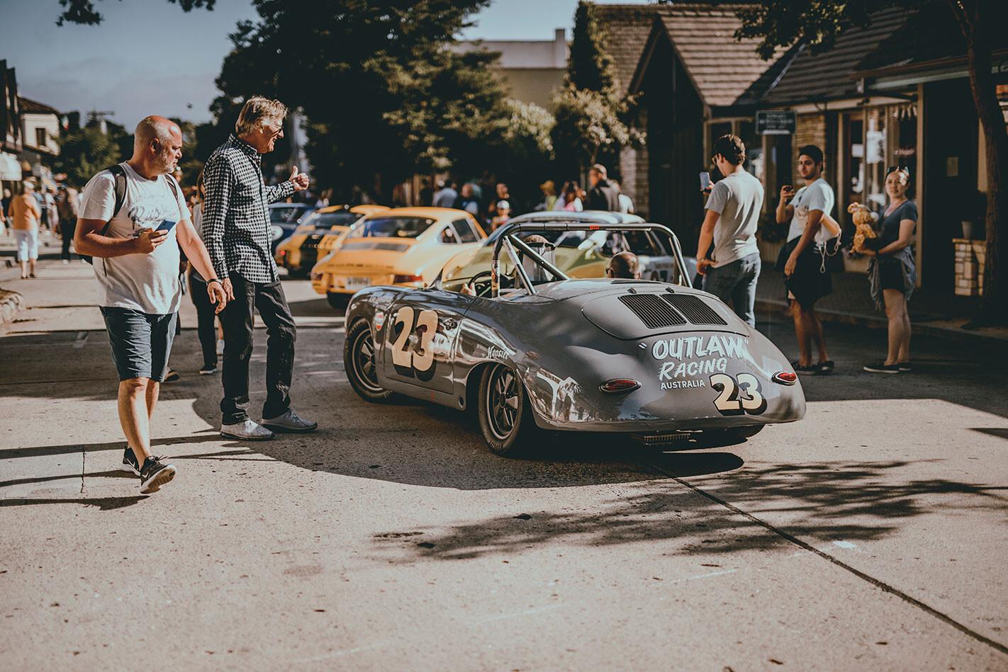 Monterey Car Week Photos