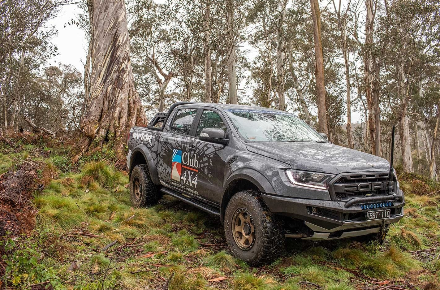 Toyo Tires and Club 4x4 join forces