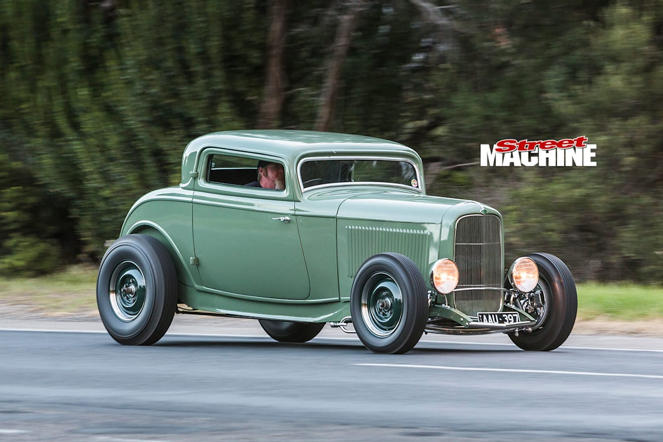 Ford 3-window coupe onroad