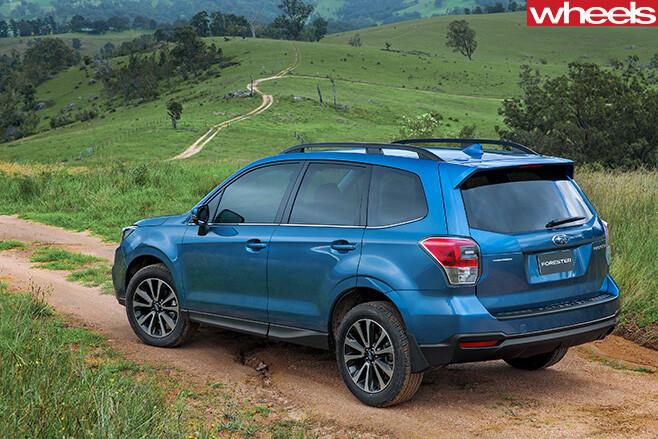 Subaru -Forester -side -rear