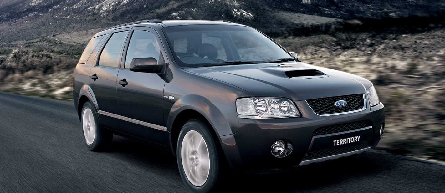 2006 Ford Territory Turbo review