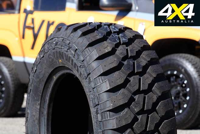 4 X 4 Mud Terrain Tyre Test 2020 Sunwide Huntsman Results Jpg