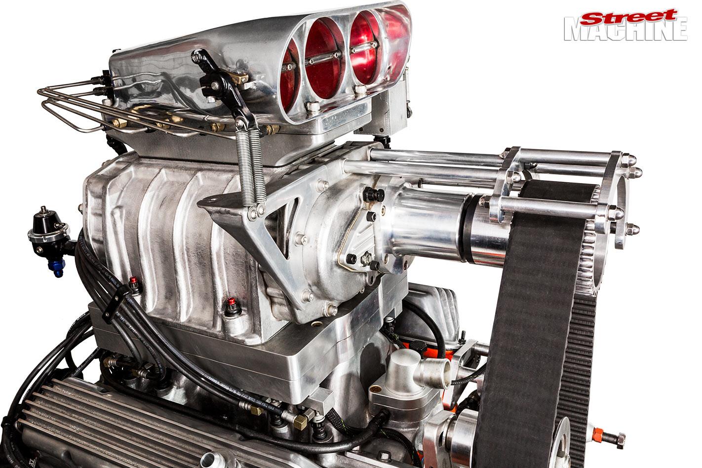 Blown 253 motor