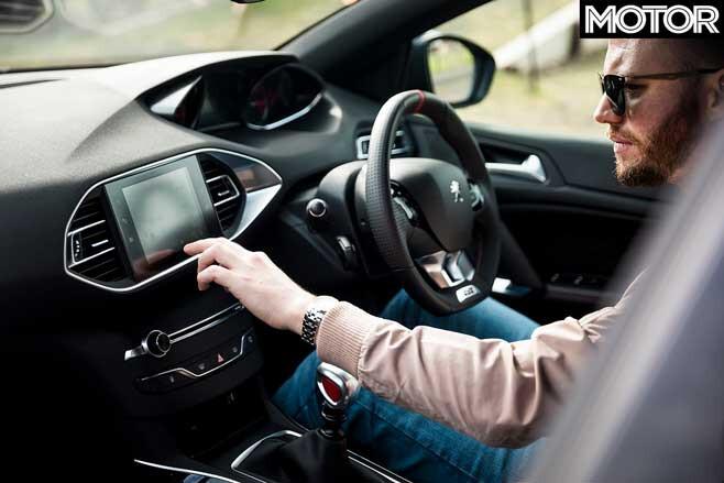 Peugeot 308 G Ti Long Term Review Update 5 Infotainment Jpg