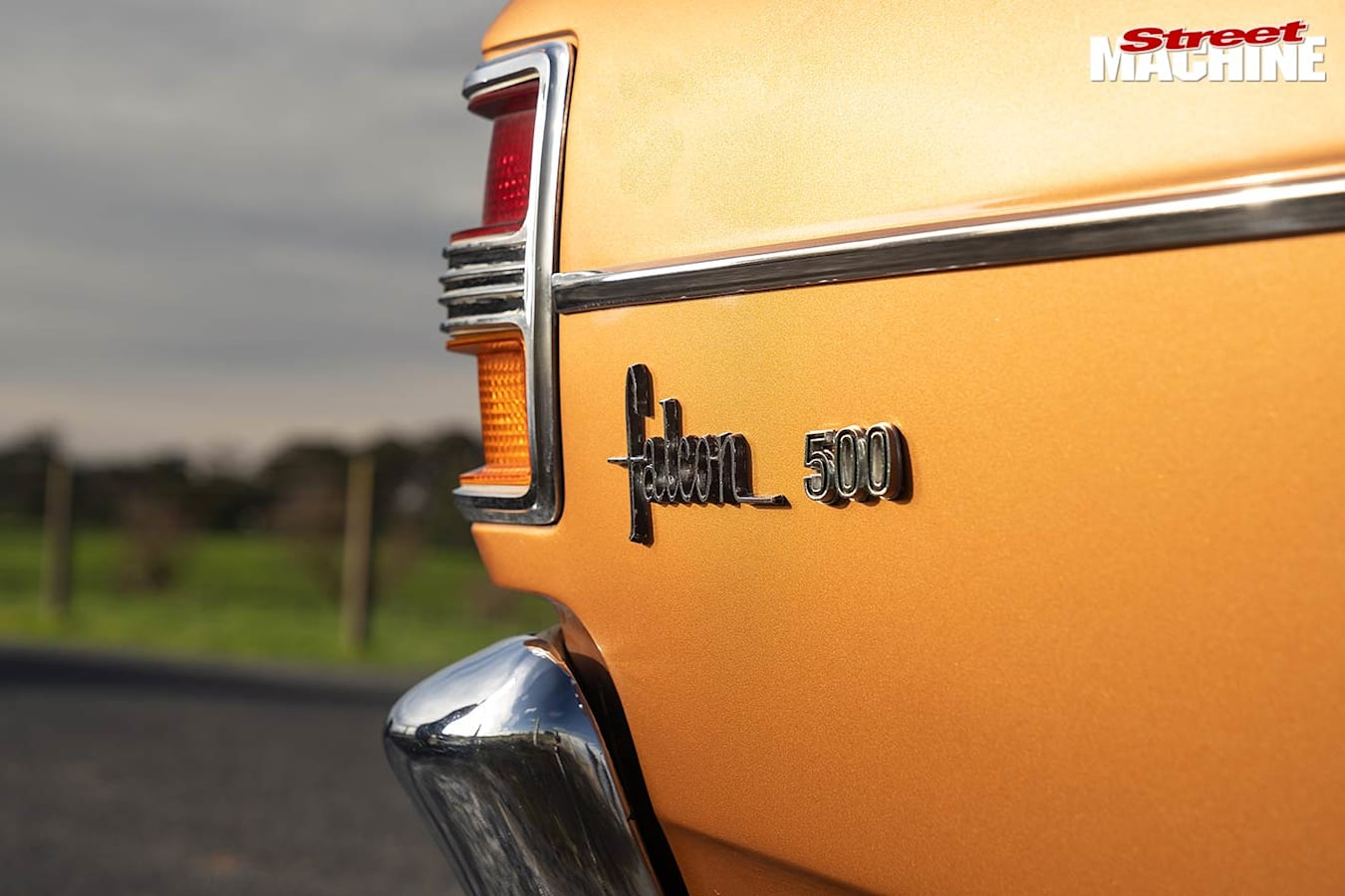 Ford Falcon XY 500