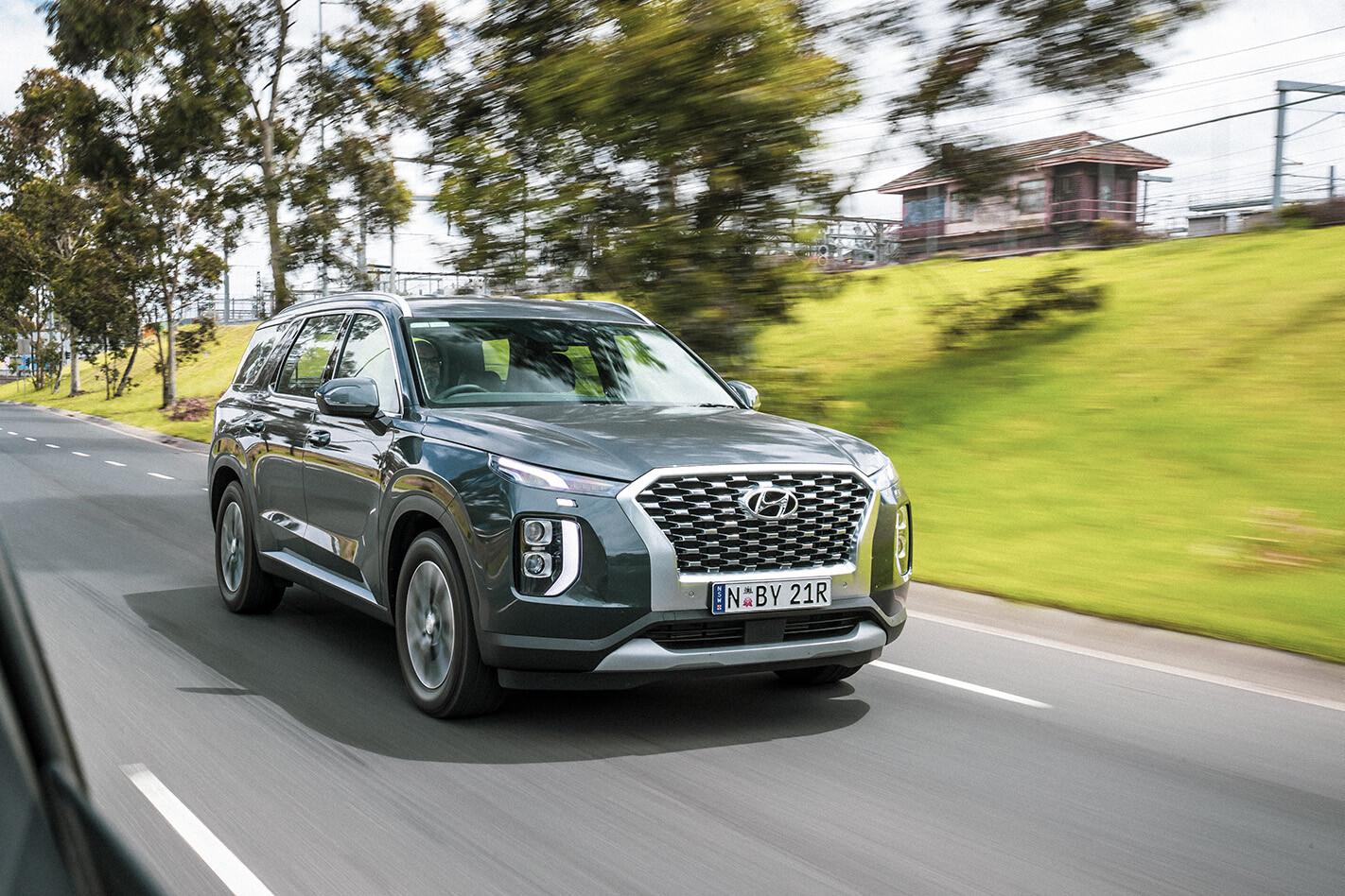2021 Hyundai Palisade 3.6L review