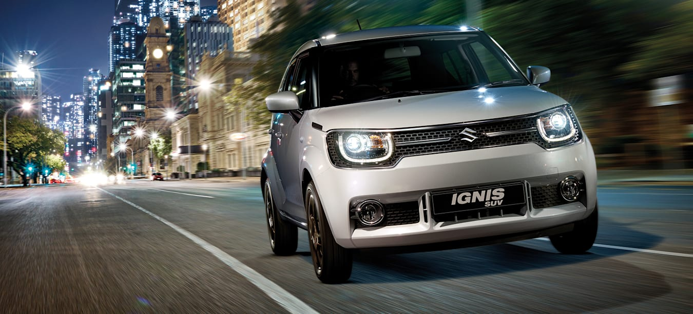 2017 Suzuki Ignis – 7 Things You Didn't Know video