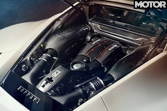 Novitec Ferrari 488 Pista Engine Jpg