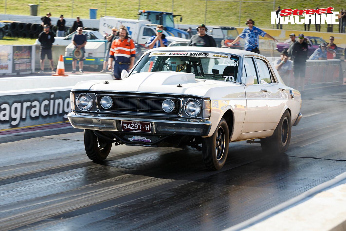 Ford XW Falcon Dandy Engines Jpg