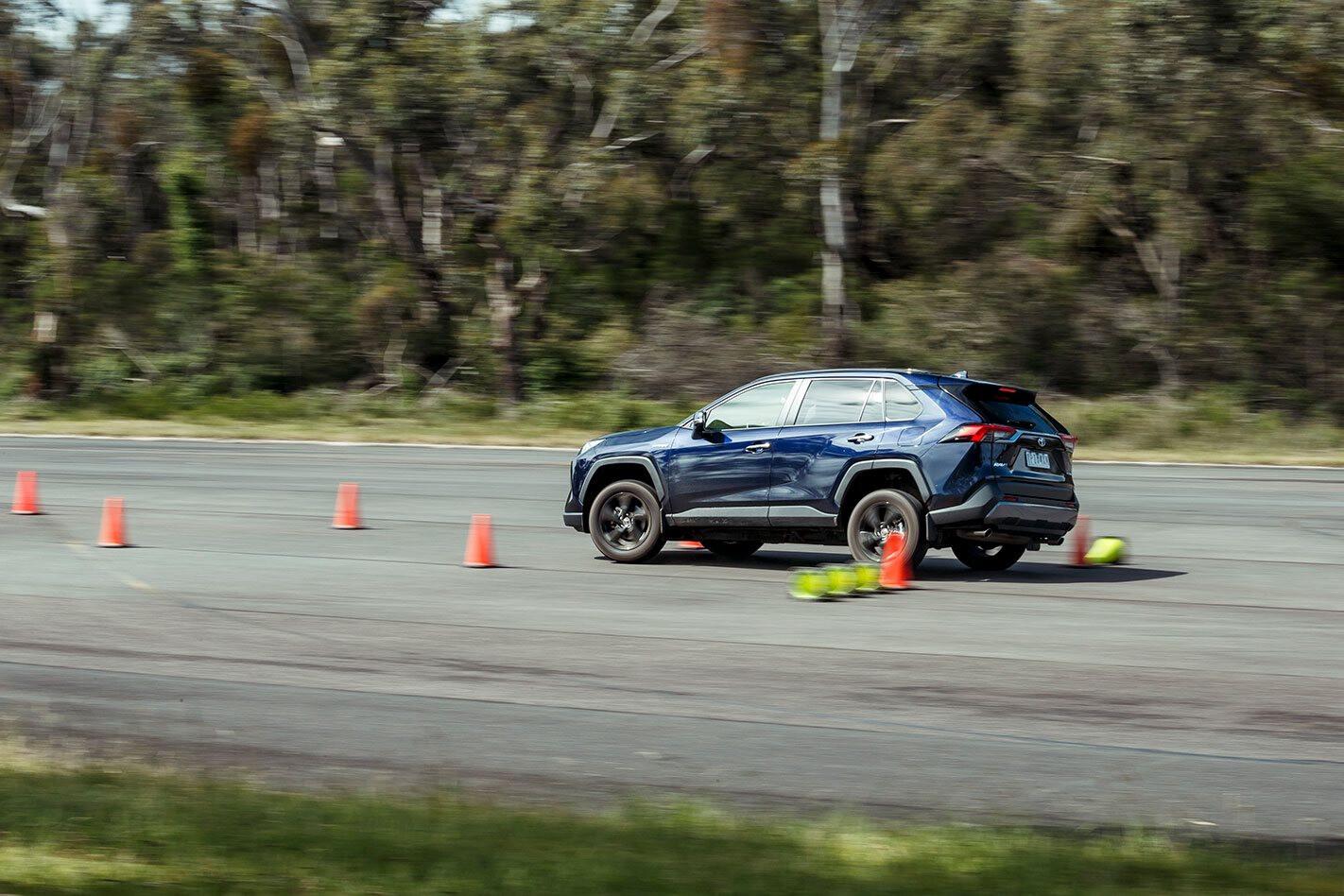 2020 Toyota RAV4 Wheels COTY