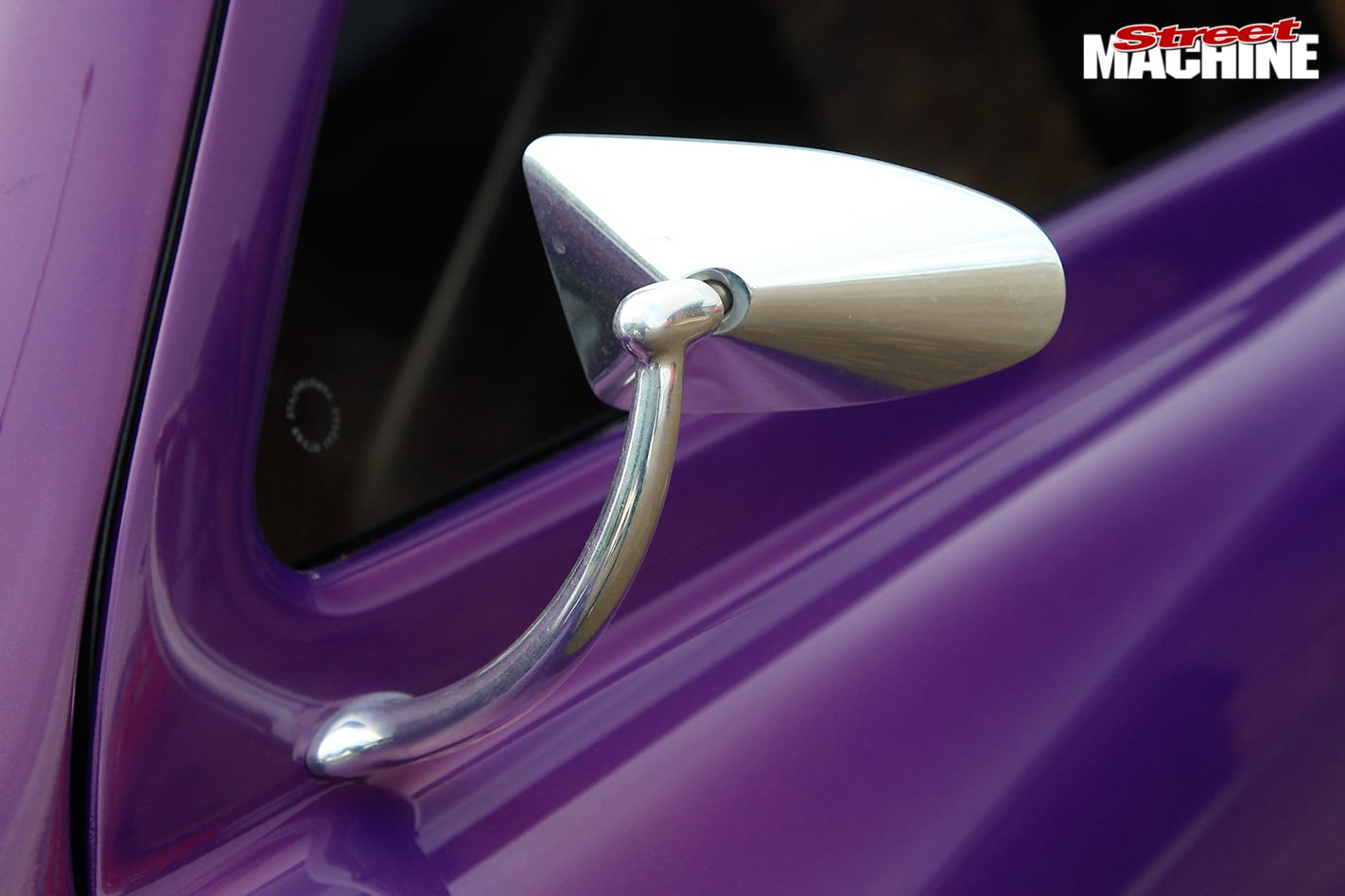 Vauxhall -velox -mirror