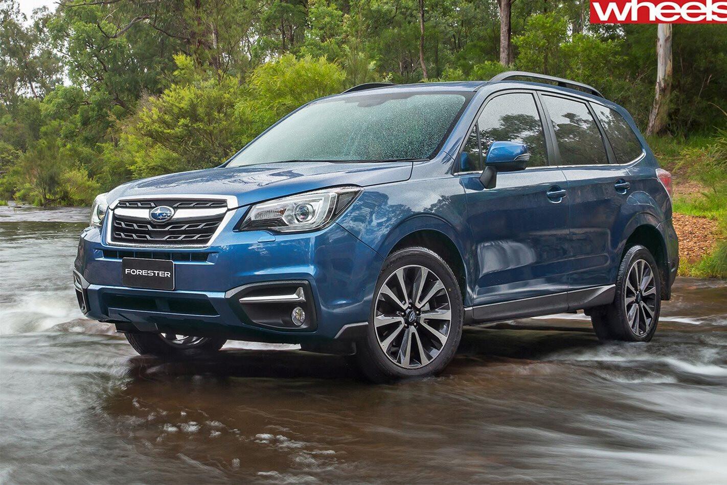 2016 Subaru Forester review