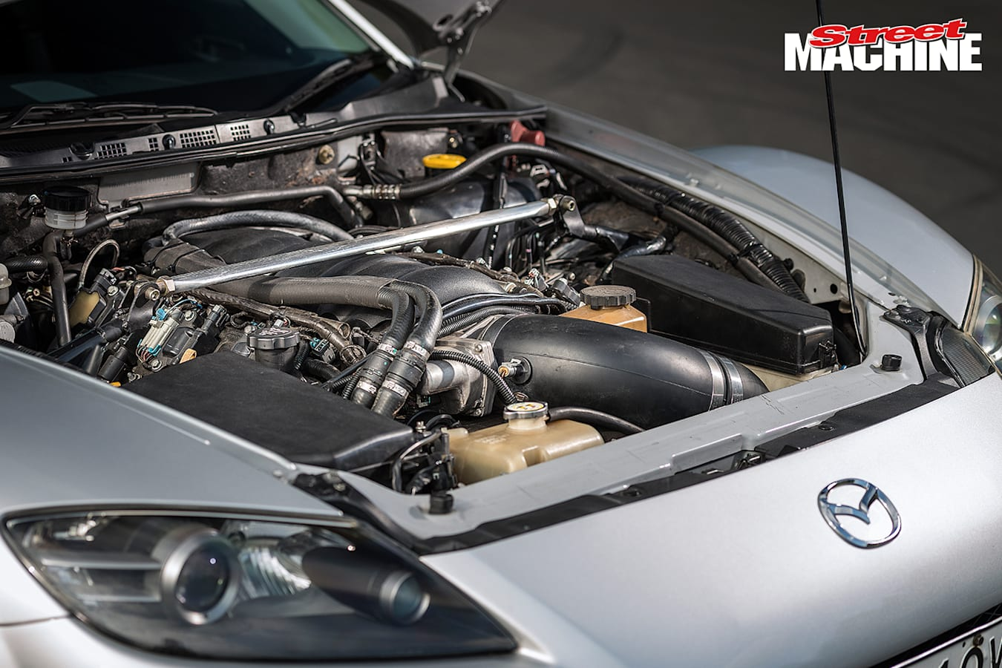 Mazda RX 8 LS Swap Engine 1 Nw Jpg