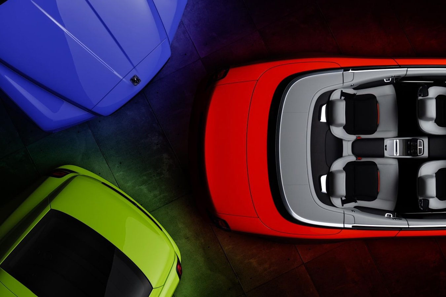Rolls Royce neon