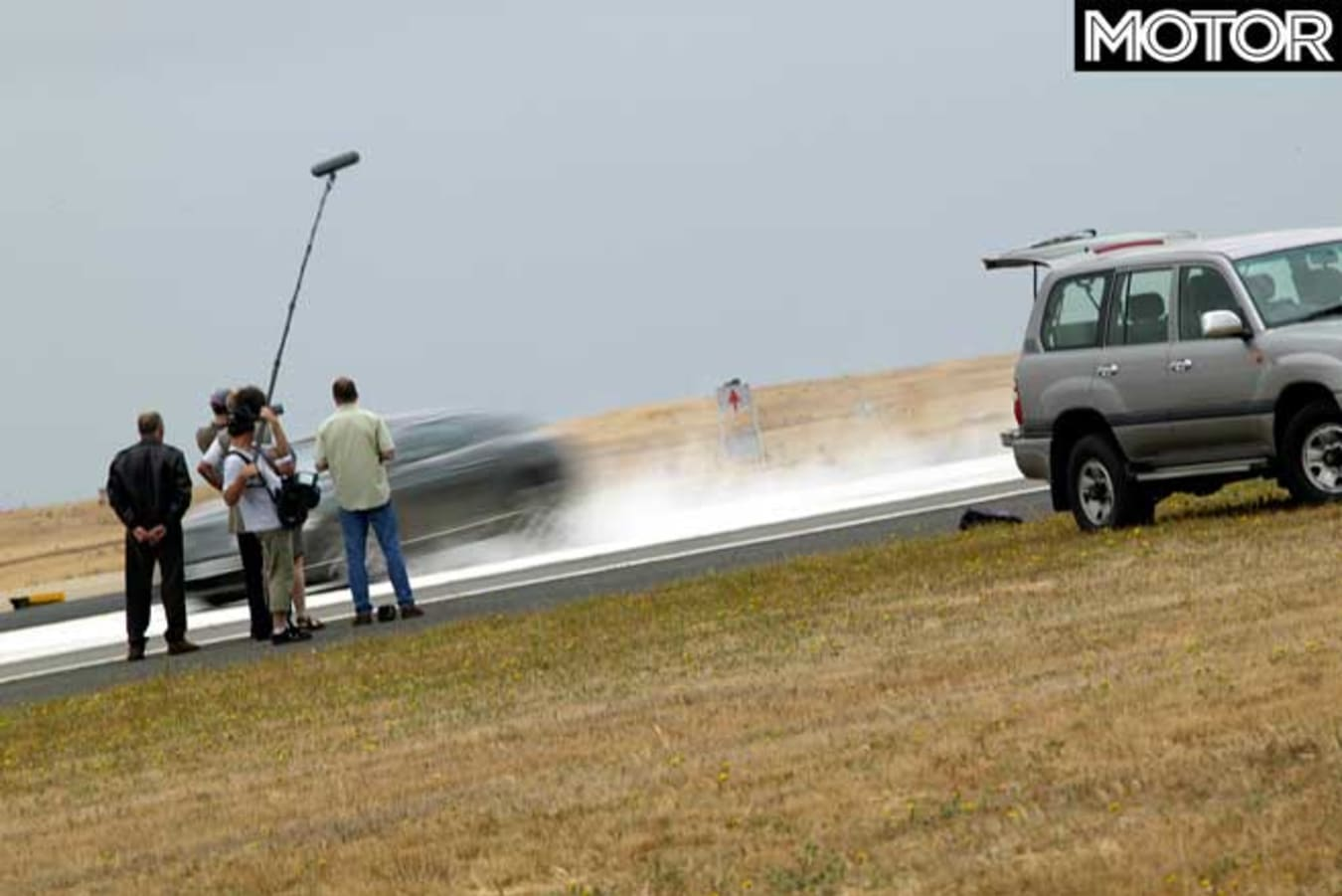 Performance Car Of The Year 2004 Introduction Drag Testing Jpg