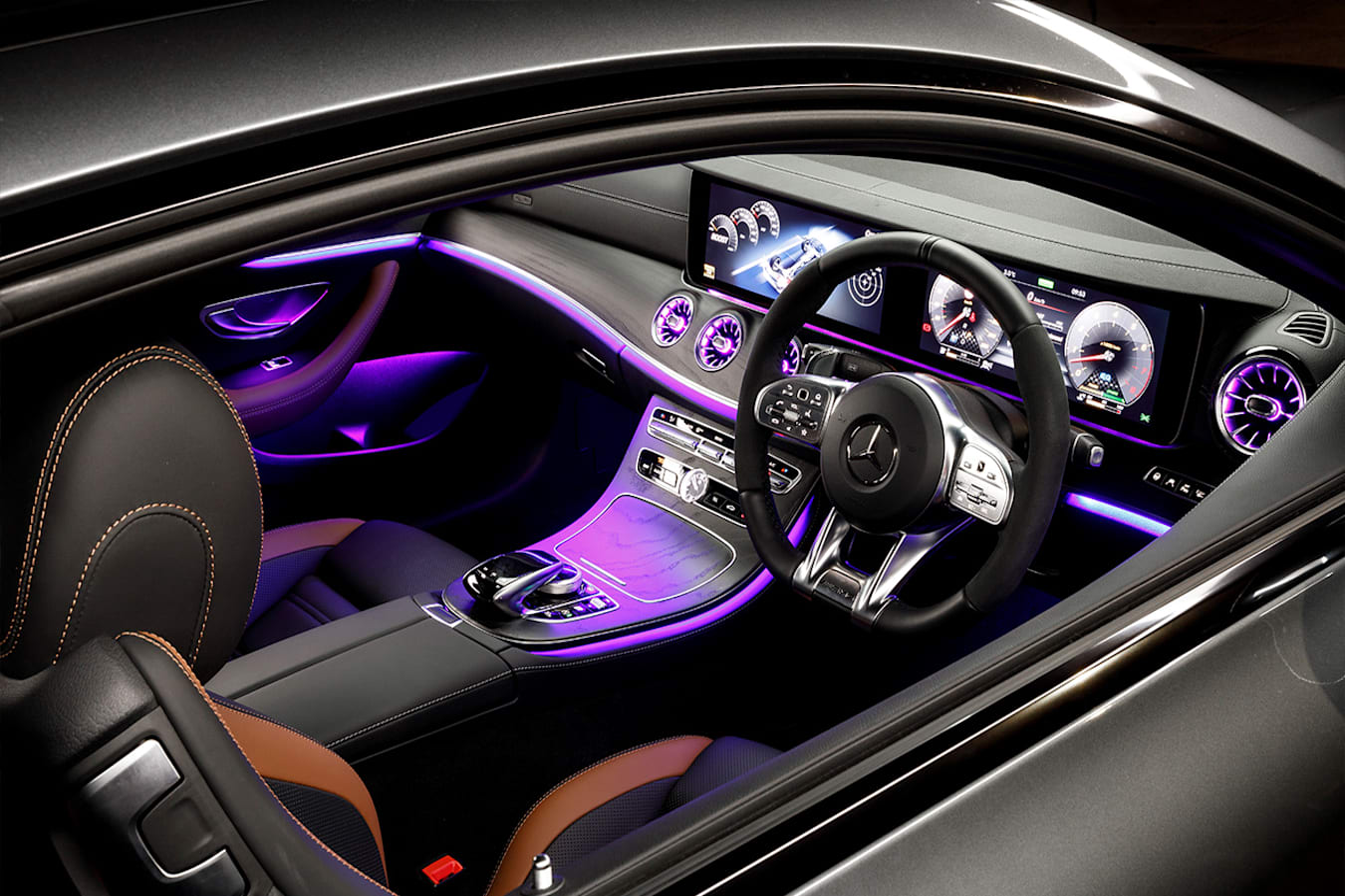 Mercedes AMG E53 Coupe