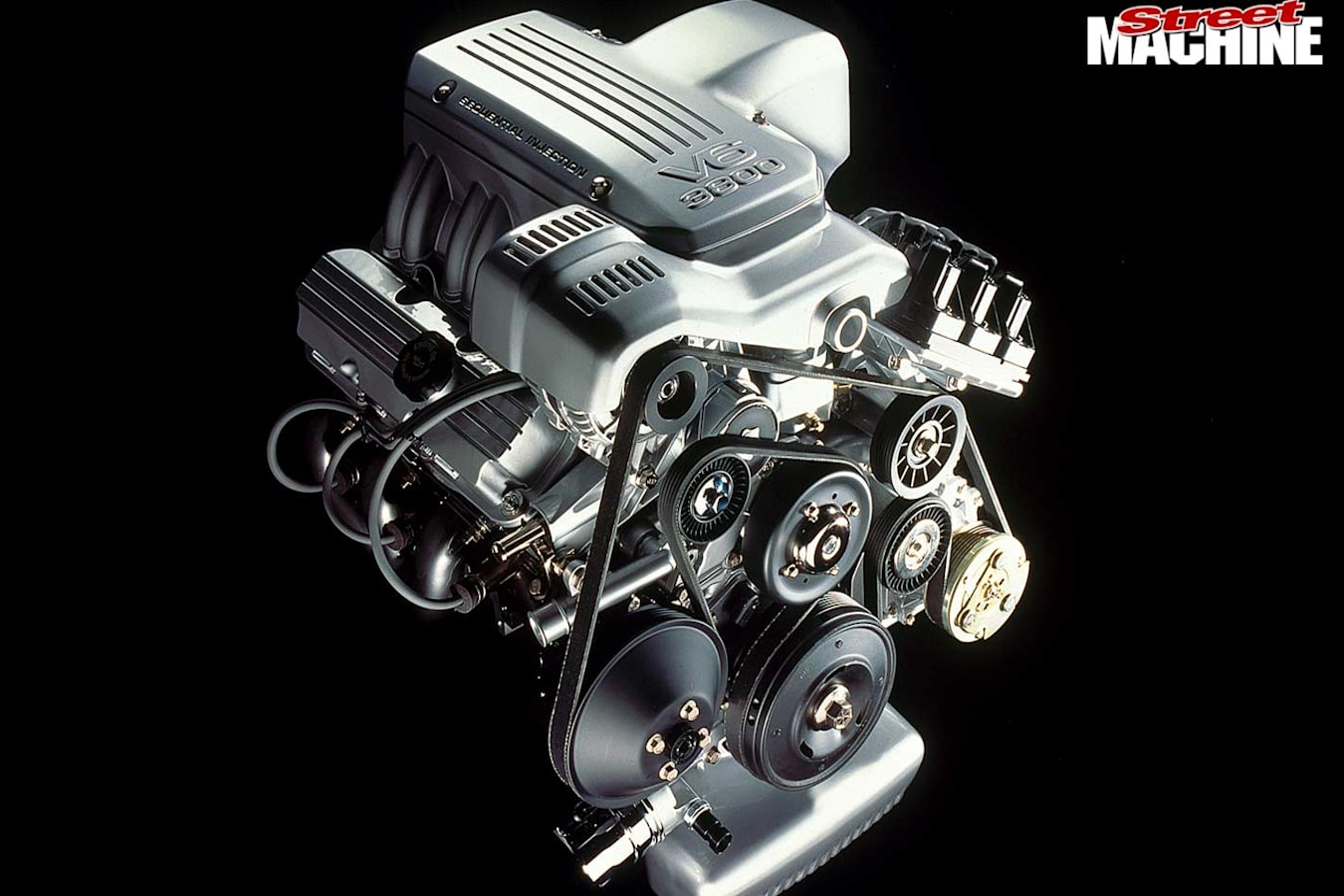 Holden Commodore engine