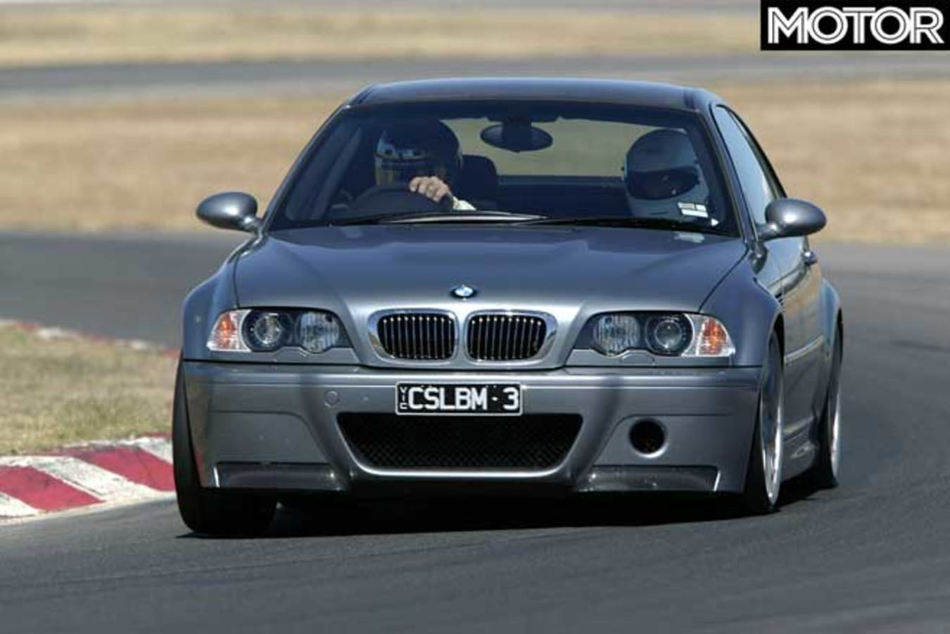 Performance Car Of The Year 2004 Introduction BMW M 3 CSL Track Jpg