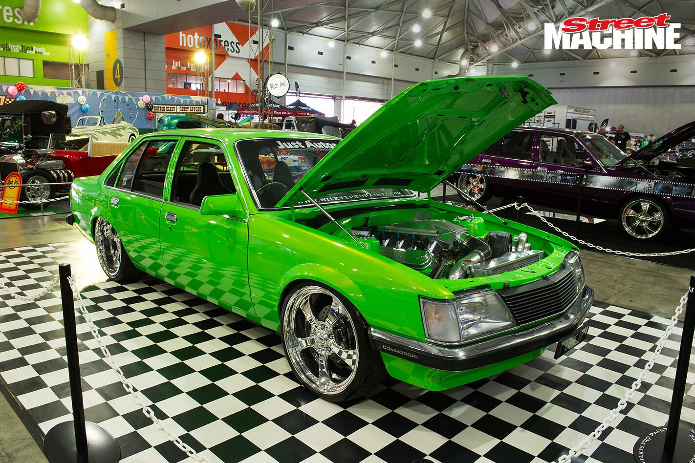 VH Commodore Turbo LS