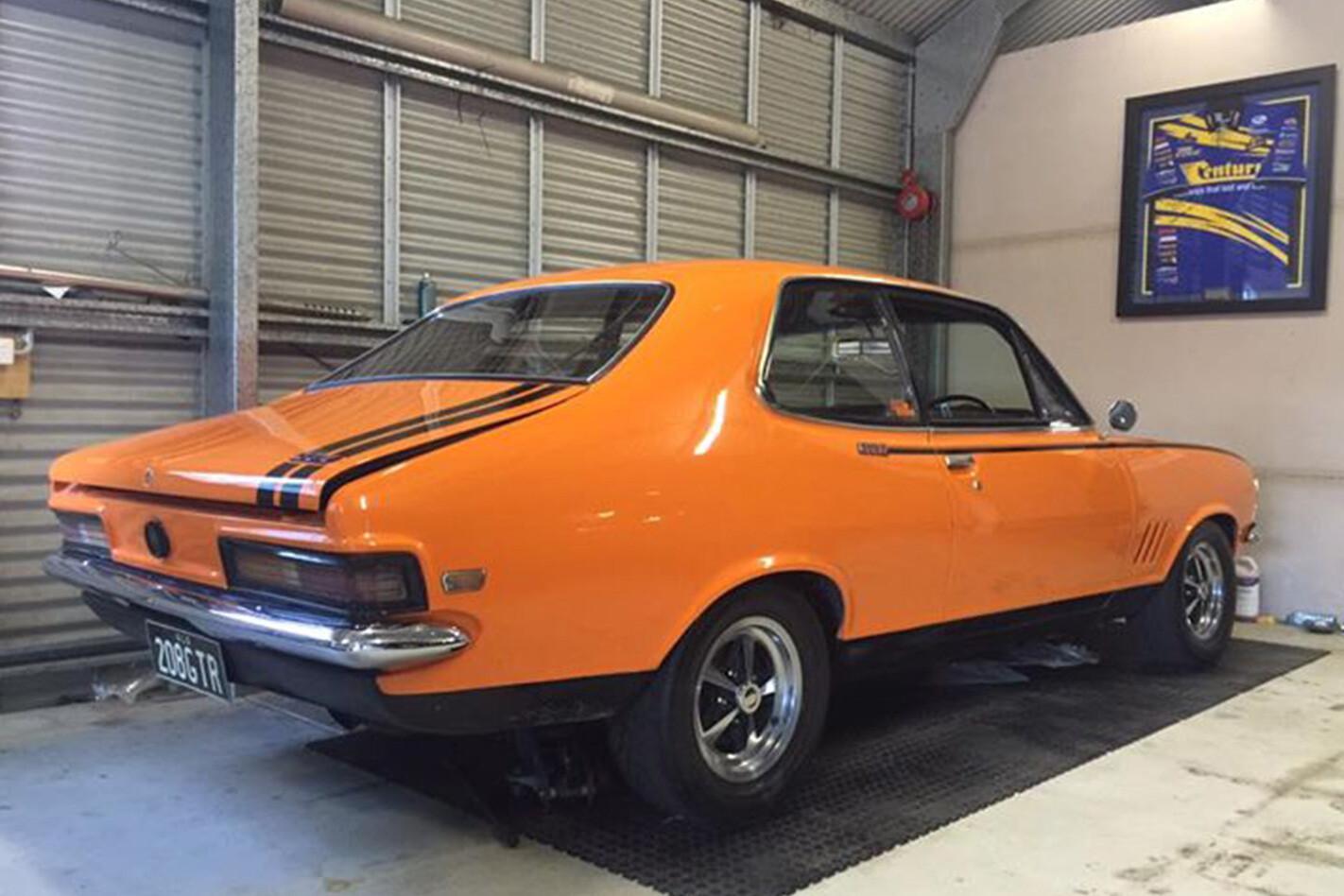 1971 Holden LC GTR Torana for sale on Facebook