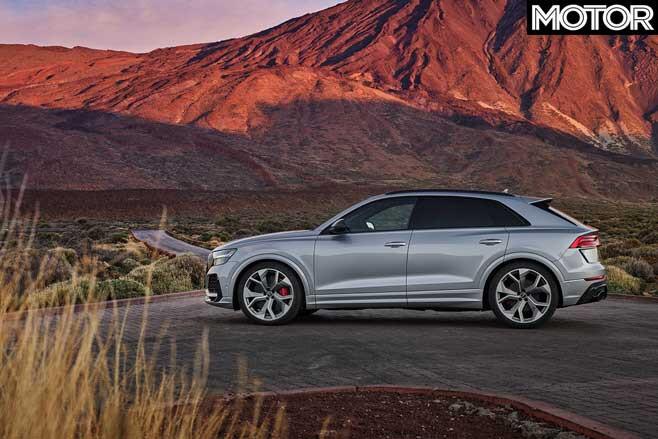 Audi RS Q 8 MOTOR Side Jpg