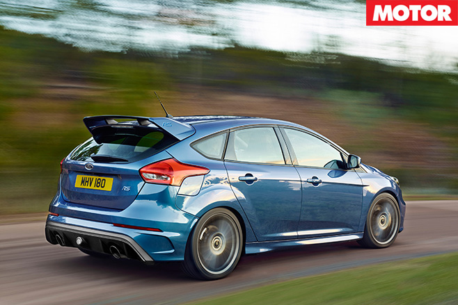 Ford focus rs does 4.7sec 2