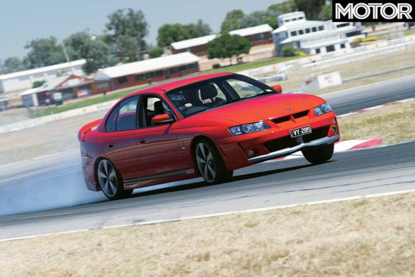 Performance Car Of The Year 2004 Introduction Commodore SS Jpg