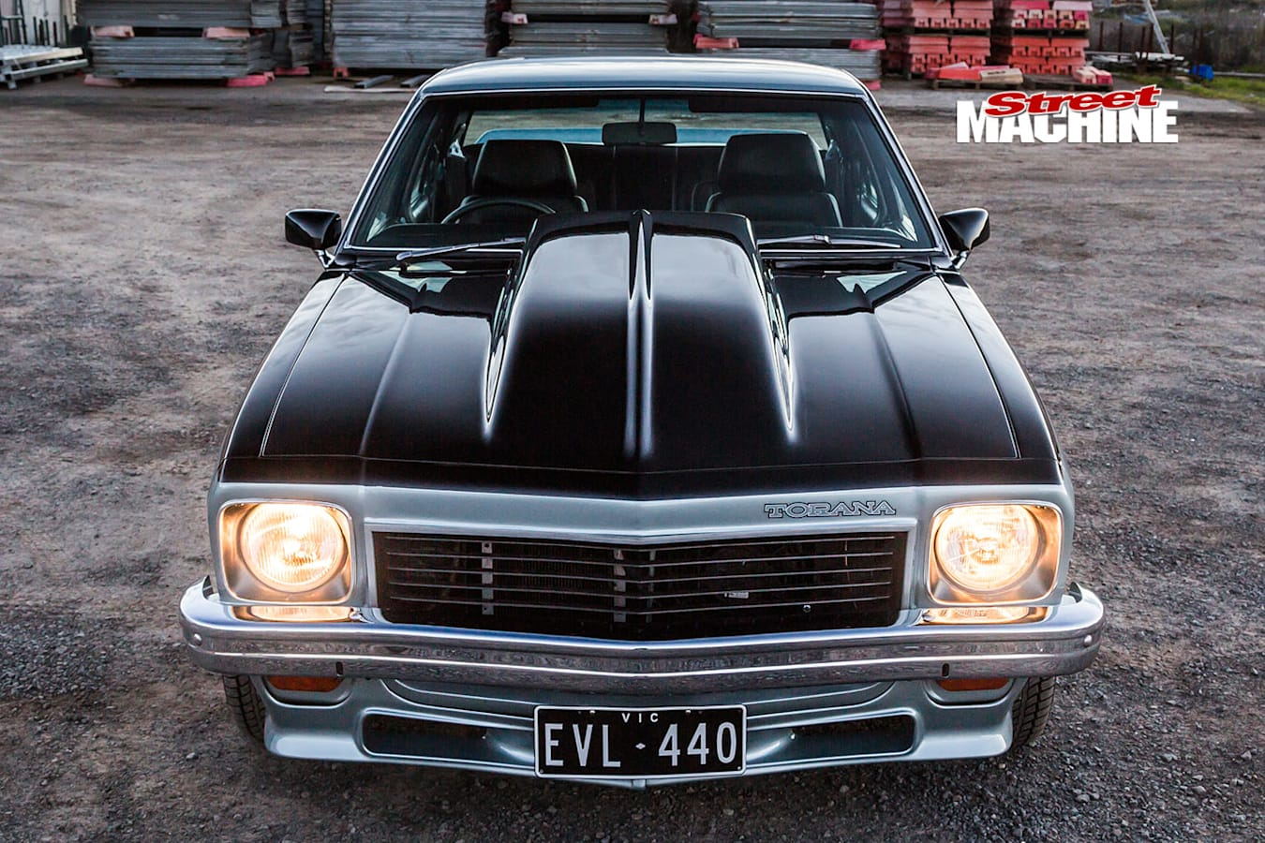 Holden LX Torana front